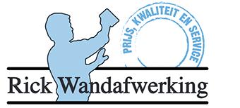 Rick Wandafwerking - Schiedam | Behangen - Witten - Afstomen